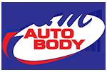 D&M Auto Body Logo Small